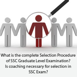 Complete selection procedure of SSC Graduate Level Examination?