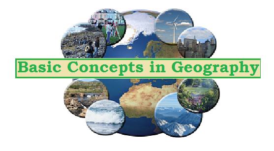 Concepts of Geography