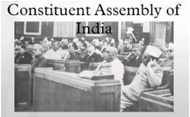 constituent assembly meetings