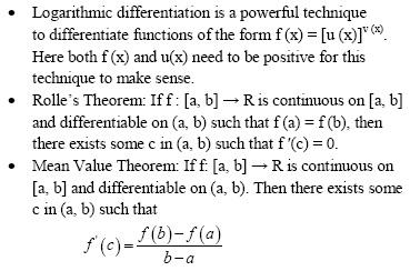 Differentiability, IIT JEE, UPSEE, WBJEE