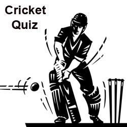 Cricket Quiz 2011
