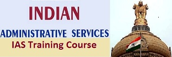 IAS Officers Training Course