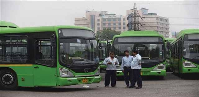 DTC Driver Recruitment 2018