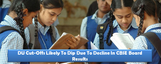 Delhi University Cut-Offs Likely To Dip As CBSE Decides Not To Inflate Board Results