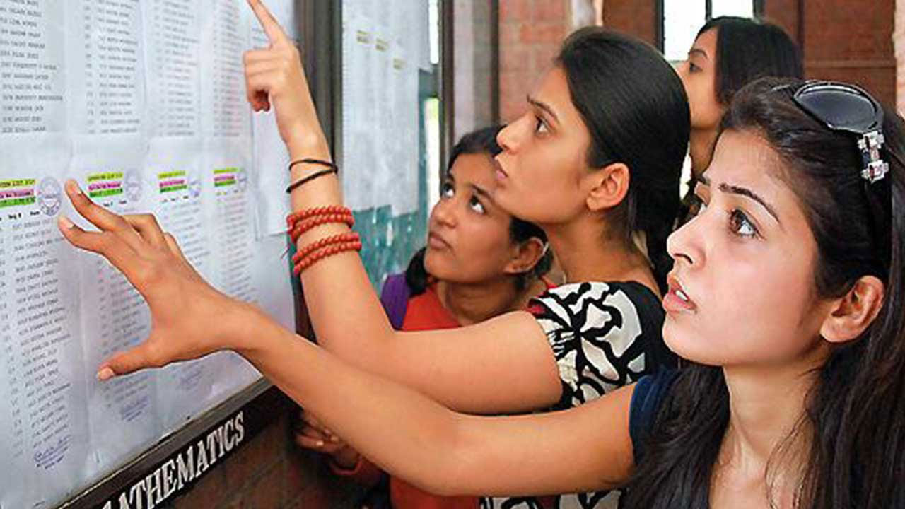 Delhi University Cut Off, CBSE Class 12 Results