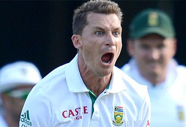 Dale Steyn in test