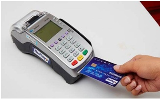 Debit Card Via Shopping