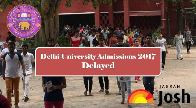 Delhi University admissions delayed to second week of May