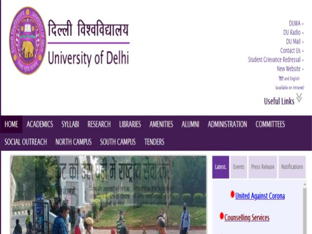 Delhi University to promote students without conducting examinations