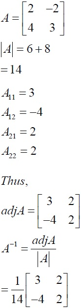 NCERT Solutions for CBSE Class 12 Mathematics ‒ Chapter 4: Determinant (Solution 5)