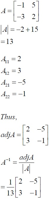 NCERT Solutions for CBSE Class 12 Mathematics ‒ Chapter 4: Determinant (Solution 6)