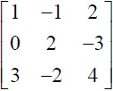 NCERT Solutions for CBSE Class 12 Mathematics ‒ Chapter 4: Determinant (Question 10)
