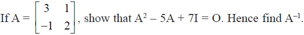 NCERT Solutions for CBSE Class 12 Mathematics ‒ Chapter 4: Determinant (Question 13)