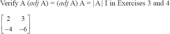 NCERT Solutions for CBSE Class 12 Mathematics ‒ Chapter 4: Determinant (Question 3)