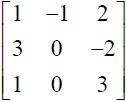 NCERT Solutions for CBSE Class 12 Mathematics ‒ Chapter 4: Determinant (Question 4)