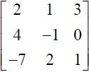 NCERT Solutions for CBSE Class 12 Mathematics ‒ Chapter 4: Determinant (Question 9)