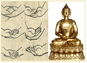 Top 10 Buddhist Mudras, Hand Gestures with meaning