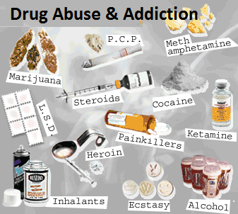 how to leave drug addiction