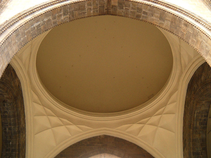 Dome of Gateway of India