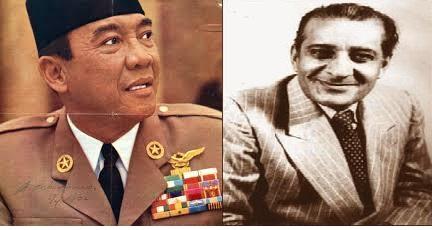 Dr sukarno and malik gulam mohammad