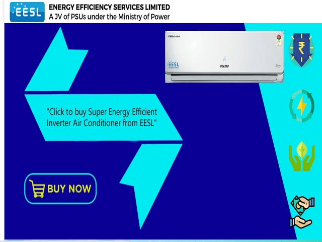 Energy Efficiency Services Limited (EESL) Managing Director Post 2020