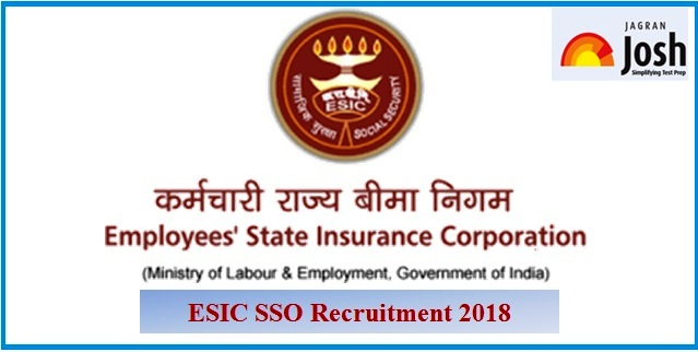 ESIC Recruitment 2018: Detailed Syllabus with Exam Pattern