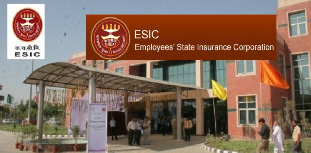 ESIC Teaching Posts Job