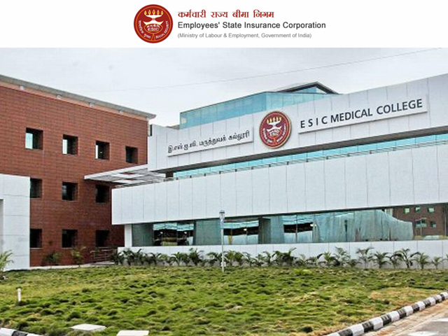 ESIC Hospital Solan Recruitment 2019