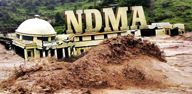 Effectiveness of National Disaster Management Authority in India