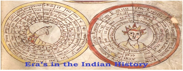 List of Era's in the Indian History & Time Line of Ancient