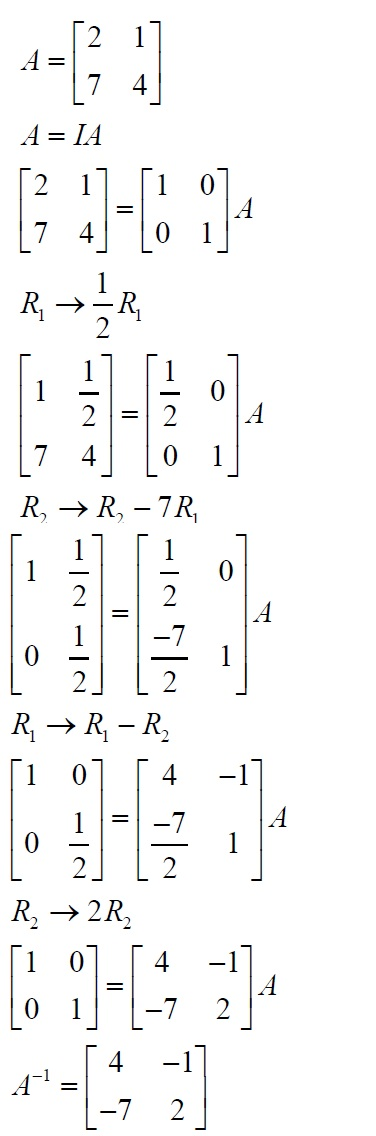 NCERT Solutions for CBSE Class 12 Mathematics ‒ Chapter 3: Matrices (Solution 5)