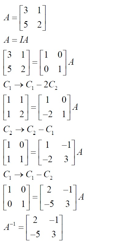 NCERT Solutions for CBSE Class 12 Mathematics ‒ Chapter 3: Matrices (Solution 7)