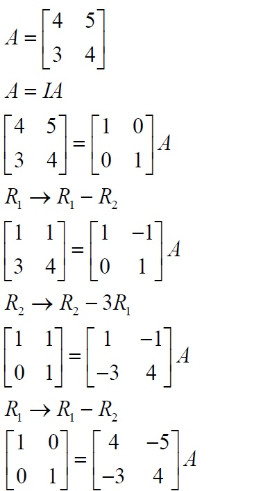 NCERT Solutions for CBSE Class 12 Mathematics ‒ Chapter 3: Matrices (Solution 8)