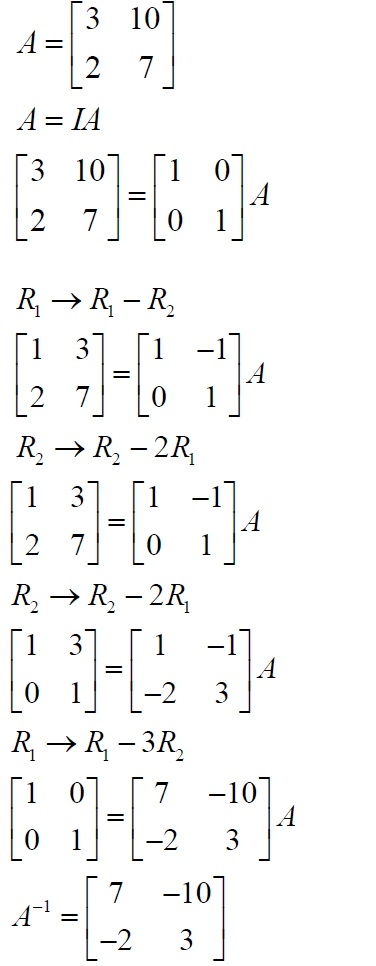 NCERT Solutions for CBSE Class 12 Mathematics ‒ Chapter 3: Matrices (Solution 9)
