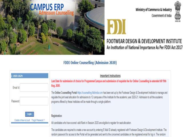 FDDI AIST 2020 Counselling