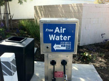 FREE-facilities at petrol pumps