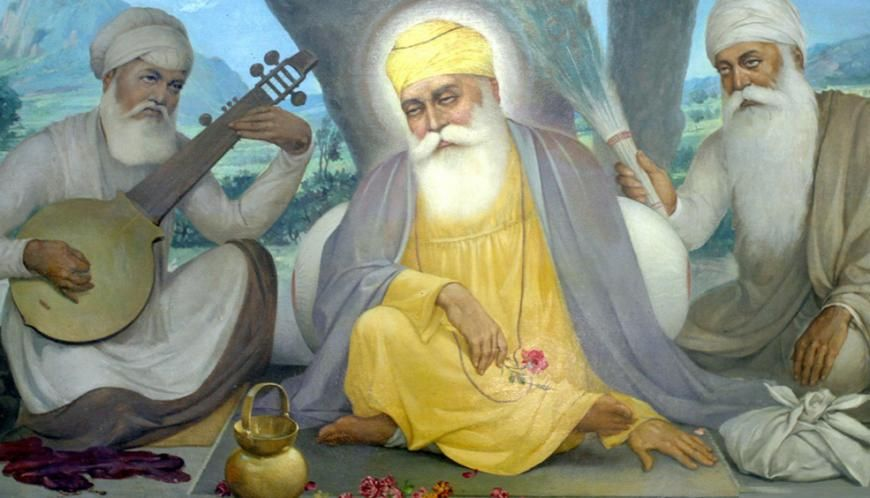 Facts about Guru Nanak ji