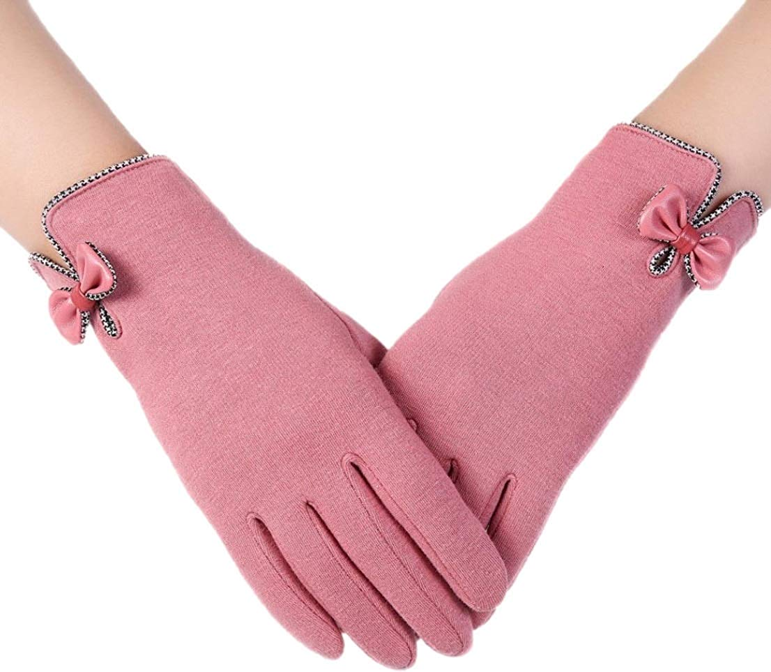 TECH FRIENDLY WARM GLOVES