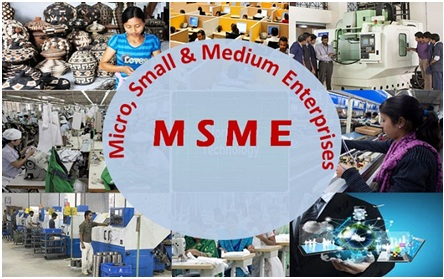Image result for PM Modi launches historic Support and Outreach Programme for MSME Sector