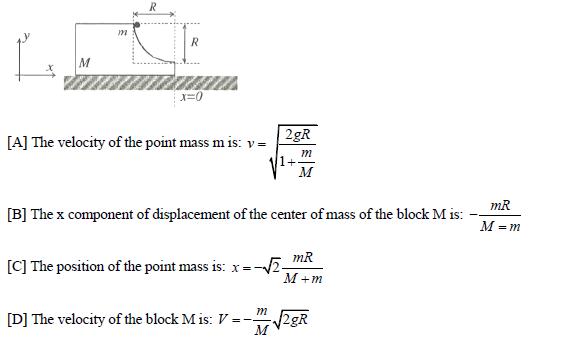 IIT JEE Advanced paper-1 Question 5