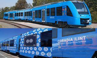 First Hydrogen train in Germany