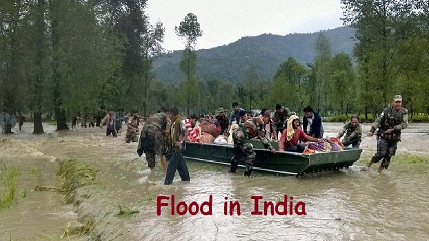 Causes of Flood in India