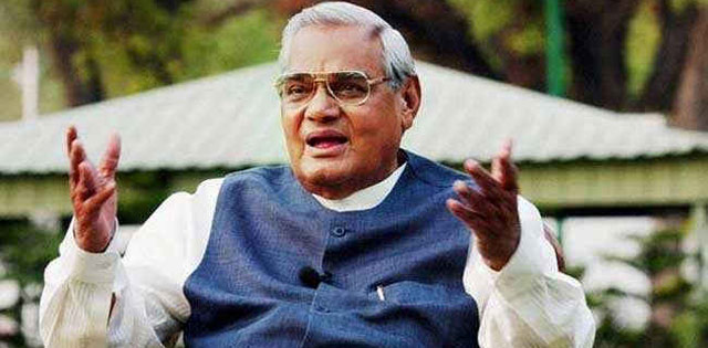 Former PM Atal Bihari Vajpayee in critical condition at AIIMS, Students of Ayurvedic College prays for Former PM Atal Bihari Vajpayee recovery