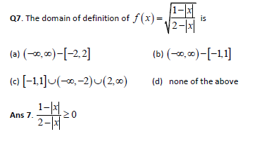 Question on functions