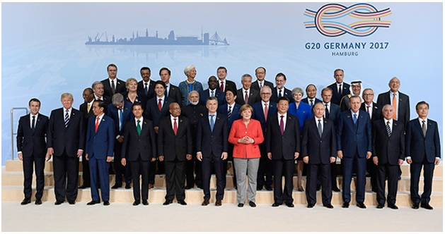 G20 Summit 2017, mba business quiz