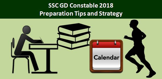 SSC GD Constable 2018-19 Exam: Preparation Tips and Strategy
