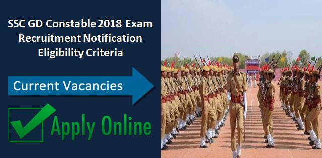 SSC GD Constable 2019: Exam Dates, Revised Vacancies