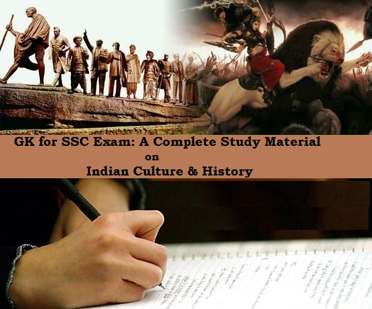 GK History for SSC Exam