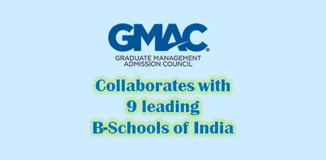 GMAC PARTNERS WITH B-SCHOOLS
