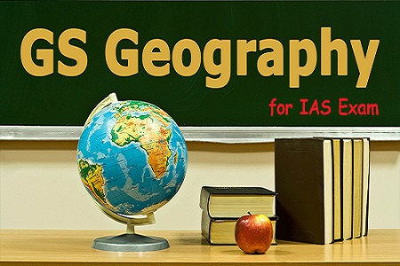 Geography for IAS